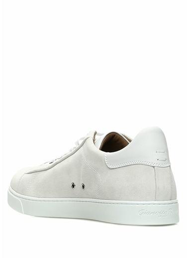 Gianvito Rossi Sneakers Beyaz